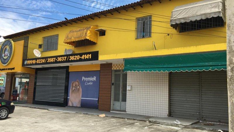 Niterói comercial aluguel Itaipú