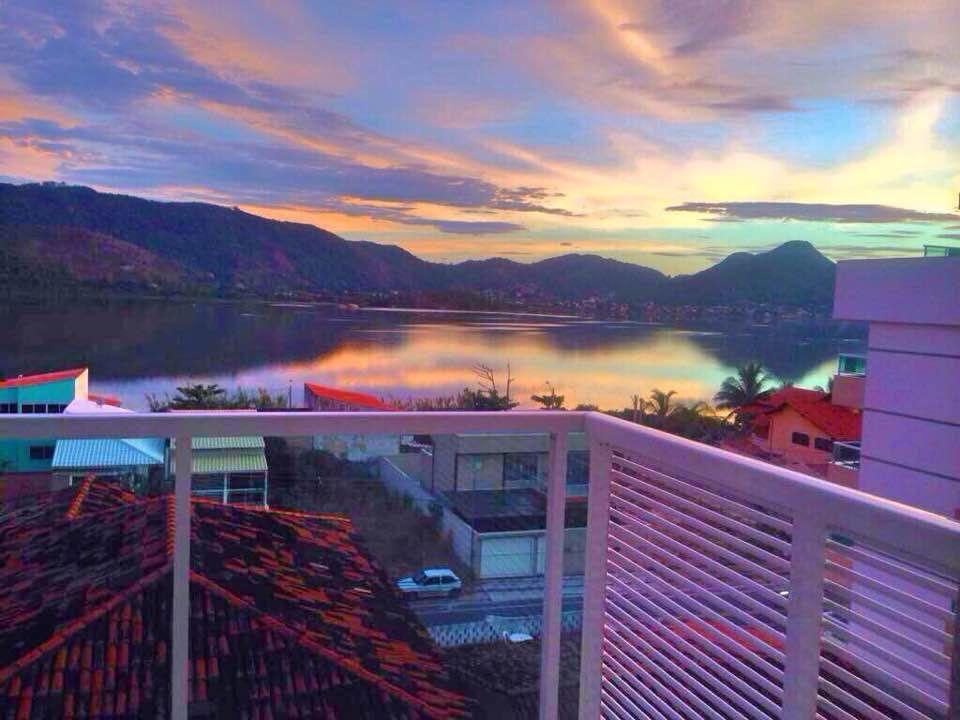 Niterói apartamento temporada Piratininga